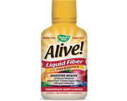 NATURES WAY ALIVE FIBRA LIQUIDA VEGETAL PROBIOTICOS 480ML BERRY